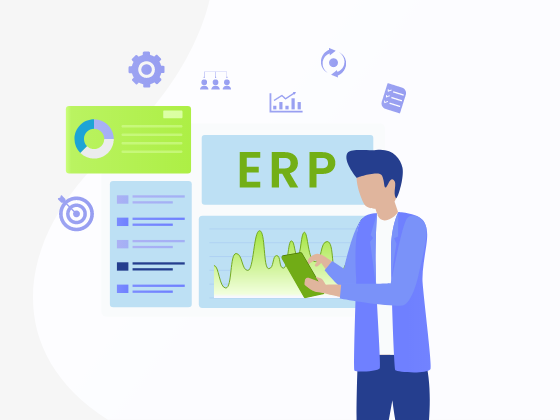 Customized ERP Development and Configuration Services